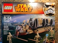 LEGO Star Wars 75086 Battle Droid Troop Carrier New/ Factory Sealed  Pickering, L1V 4X8