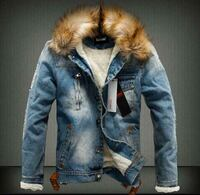 Jeans Jacket, Woollen Coat and Head Cap Toronto, M5P 3J1
