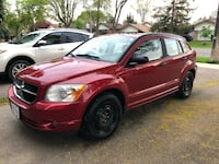2008 Dodge Caliber SXT 115 km 2 sets of wheeles Toronto, M8X 2X9
