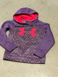 purple and black Under Armour pullover hoodie Lutherville Timonium, 21093