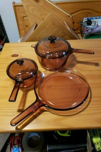 Visions cookware by Corning 2406 mi
