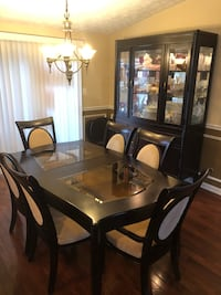 Dining room table and China cabinet set Annandale, 22003