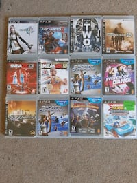 PS3 Games and Move Set Up Barrie, L4M 7B3
