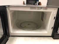 white and black microwave oven LOUISVILLE