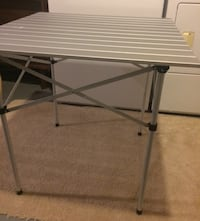 Tailgate Gear Portable Table New Market
