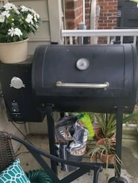 Electric pellets, smoker. New Albany, 43054