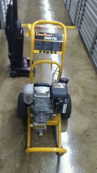 yellow and black push mower Washington, 20024