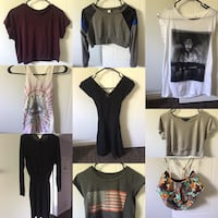 Women's assorted clothes Pickering, L1V
