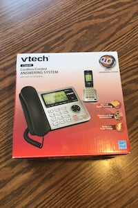 Cordless Phone and Answering Machine Haverhill, 01832