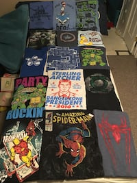 XL & XXL shirts for sale or trade Edmonton, T5Y 1T5