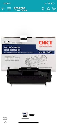 Brand new Oki Imaging Drum Unit