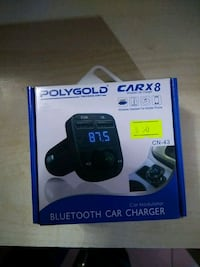 Polygold car Bluetooth