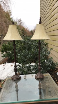 Pair of lamps 121 mi