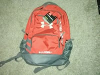 Brand new Underarmor  backpack.  With tag Spring, 77373