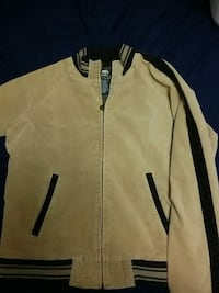Roots Sports Jacket w/Cotton,Suede,Polyester 100%  St. Catharines, L2R 1N9