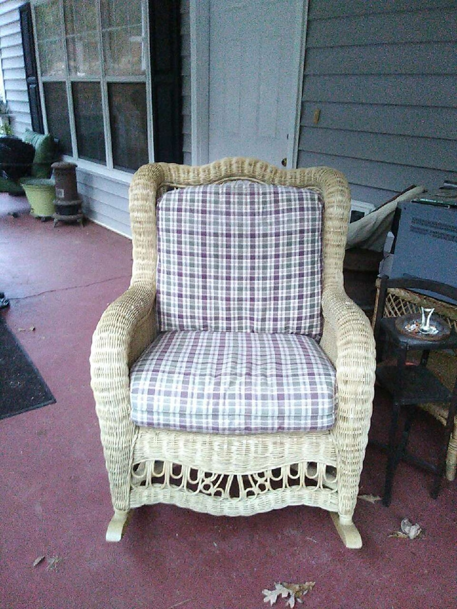 Ethan Allen Wicker Furniture Designs