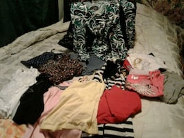 Womens 18 pc XLclothes lot