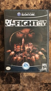 Def Jam Fight for NY for Gamecube Cicero, 60804