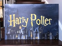 Custom Harry Potter Painting Mississauga, L5N 5S5
