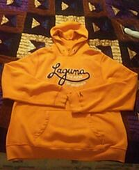 Hollister orange hoodie xxlarge Knoxville, 37923
