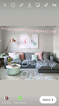 Snuggle up with me Toronto