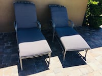 Patio chairs Clearwater, 33764