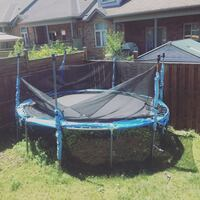 Trampoline Cambridge