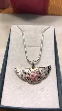 PRICE REDUCED!!! Genuine Harley Davidson Necklace Oklahoma City, 73149