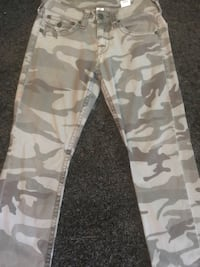 camouflage true religion denim bottoms Virginia Beach, 23455