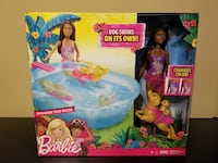 Barbie Swimming Pup New