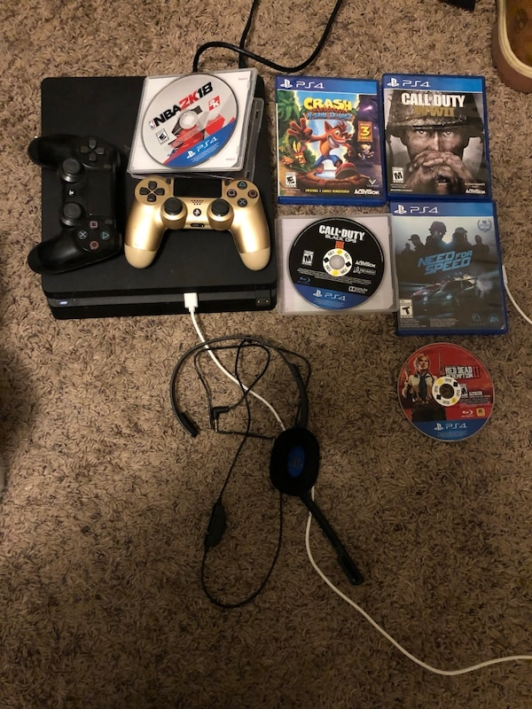 Ps4 trade for xbox