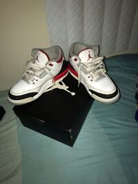 Fire red 3s Hyattsville, 20783