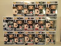 NHL Exclusive Funko Pop Figures. Leafs, Habs & More Cambridge, N1P 1A8