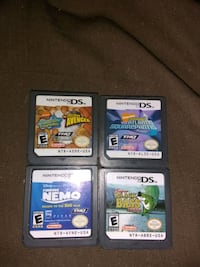 Ds games $20 for all four Allentown, 18102