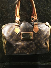 Lv Louis Vuitton speedy purse  547 km