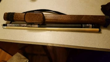 Pool stick 50$ OBO - Action Cues