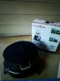 Volcano collapsible grill  Crossville