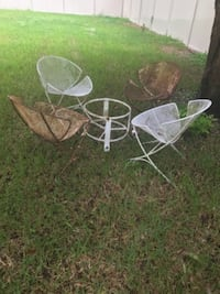 Vintage Garden Chairs from the 50's VALRICO