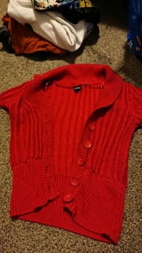 Red sweater Red Deer, T4N 3W2