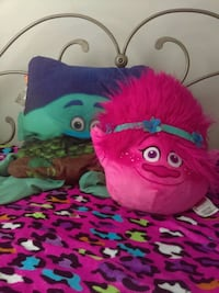 Poppy and Branch from the movie Trolls plush Leesburg, 20175