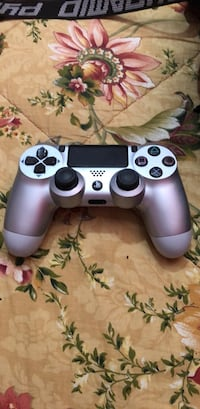 White and black sony ps4 controller Beltsville, 20705