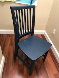 Free solid wood side chair  Newton, 02464