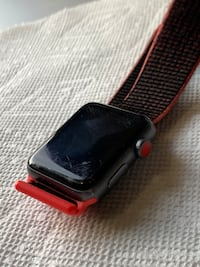 Series 3 GPS + Cellular 42mm Anchorage, 99504