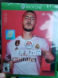 Fifa 20 brand like new for xbox one  Anchorage, 99504