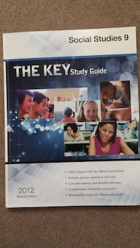 The Key Study Guide Social Studies 9 Calgary, T3K 0G4