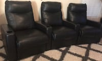 Home Theater Seating - Recliner chairs - DELIVERY Las Vegas, 89178