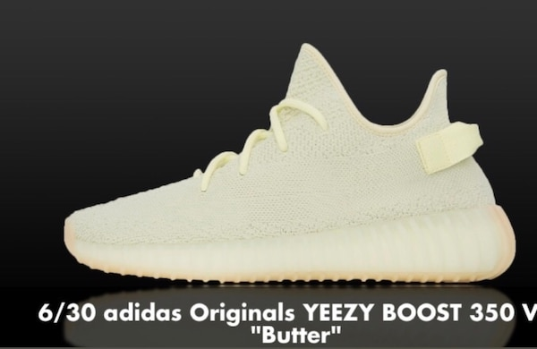 4b415aa0f Used Adidas Originals YEEZY BOOST Butters for sale in Orlando - letgo