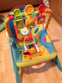 Fisher Price Rocker Chair  941 mi