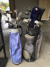 Golf Clubs And Bags Langley, V2Z 2E6