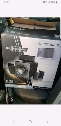 Nolyn Acoustics Home theater surround sound syste Niagara Falls, L2G 3Y9
